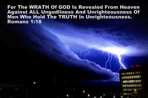 Image result for God's wrath will be poured out