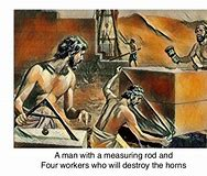 Image result for zechariah and the plumb line