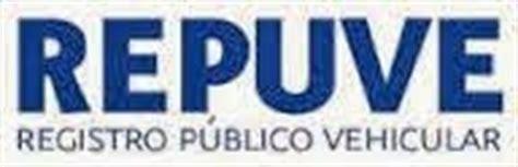Resultado de imagen de logo Registro Público Vehicular (Repuve)
