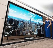 Image result for biggest TV on the market. Size: 176 x 160. Source: www.engadget.com