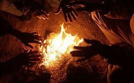 Résultat d'images pour indiens et feu