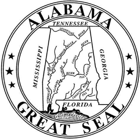 Image result for alabama state seal