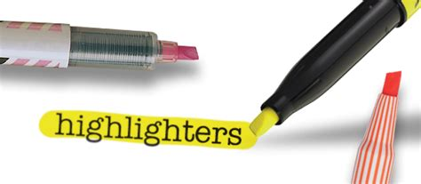 Image result for highlighters