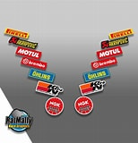 Image result for Racing Sponsors. Size: 154 x 160. Source: store.ratmally.com