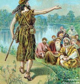 Image result for John the Baptist
