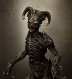 Image result for Horned Creature