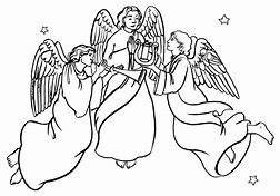 Image result for free clipart of herald angels