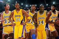 Image result for history of la lakers players