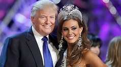 Image result for Images Trump With Miss Connecticut. Size: 191 x 107. Source: abcnews.go.com