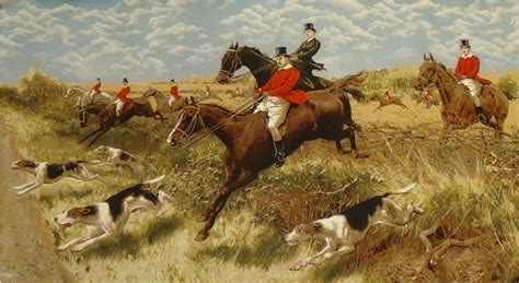 Image result for images proper english hunting scene