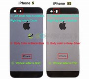Image result for What is the difference between the iPhone 5 and the 5S?. Size: 181 x 160. Source: ecever.com