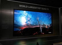 Image result for What is the Biggest Tvs?. Size: 217 x 160. Source: www.ibtimes.co.uk