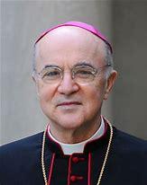 Image result for archbishop vigano