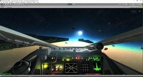 Image result for Star Wars Space Battle Games