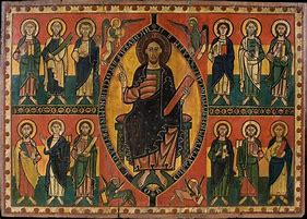 Image result for images the apostles medieval