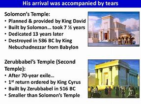 Image result for Built by Zerubbabel Temple
