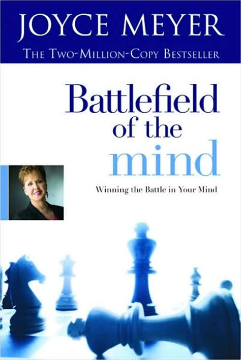 Image result for joyce meyer battlefield of the mind