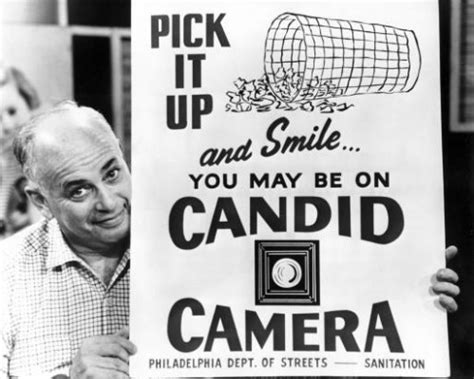 "Image result for 1948 - On ABC, ""Candid Camera"""