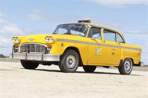 Image result for Checker taxicabs