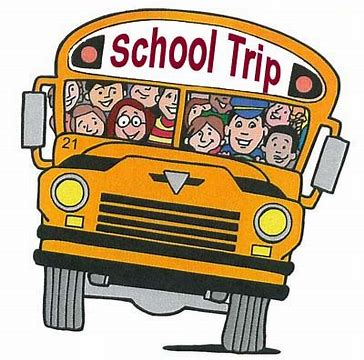 Image result for School Trip Clip Art