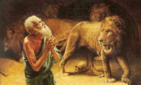Image result for daniel in the lions den