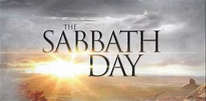 Image result for the sabbath
