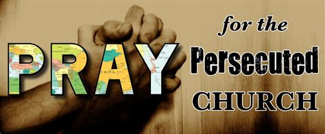 Image result for Prayer for the persecuted Christians