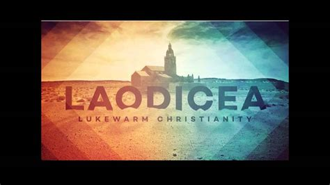 Image result for Church of Laodicea Revelation