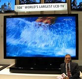 Image result for What is the Biggest Tvs?. Size: 166 x 160. Source: thefutureofthings.com