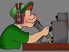 Image result for Ham Radio Operator Cartoons