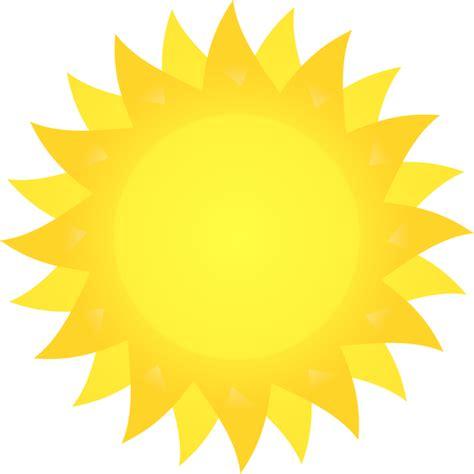 Image result for Sun Clip Art