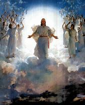 Image result for Second Coming of Christ Art