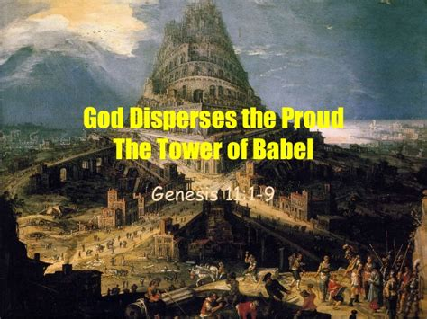 Image result for the Tower of babel eroded over time