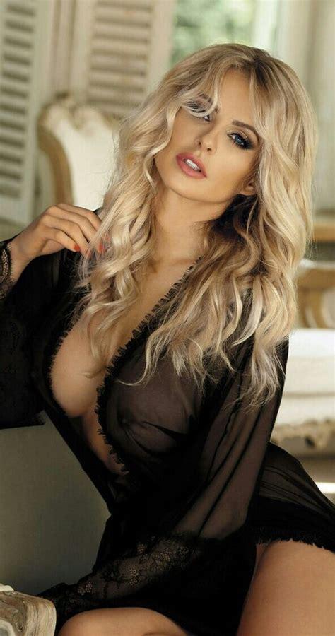 Beautiful sexy blonde women-thralanycko