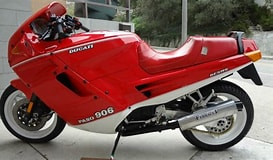 Image result for First Year For Ducati Paso 906. Size: 273 x 160. Source: raresportbikesforsale.com