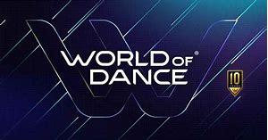 Résultat d'images pour world of dance