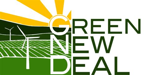 Image result for picture of green new deal