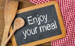 Image result for Enjoy a Meal
