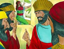 Image result for they spied on daniel in the bible