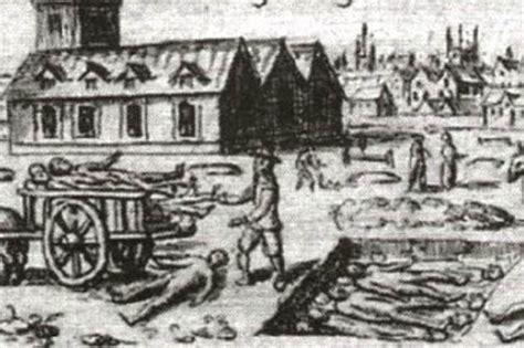 Image result for images of black plague death carts