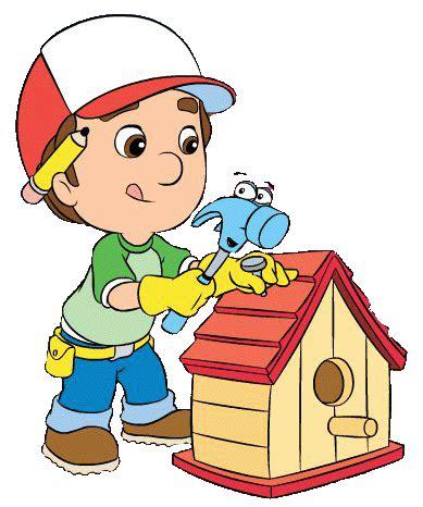 Image result for building dog house, cartoon