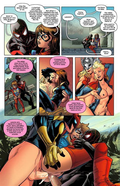 Marvel cartoon porn-raojoyheiper