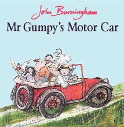 Image result for Mr Gumpy's Motor Car. Size: 199 x 204. Source: www.penguin.com.au