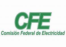 Resultado de imagen de logo de la cfe