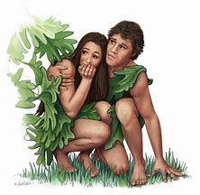 Image result for Adam and Eve sinned and knew they were naked