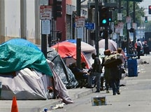 Image result for homeless in california 2021. Size: 216 x 160. Source: www.dailydemocrat.com