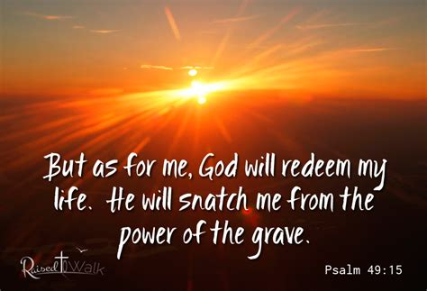 Image result for Psalm 49:15