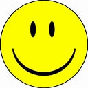 Image result for Happy Face Logo. Size: 103 x 103. Source: www.clipartbest.com