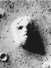Image result for face on mars
