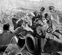 Image result for Archduke Franz Ferdinand of Austria, the heir to the Austro-Hungarian throne, was assassinated